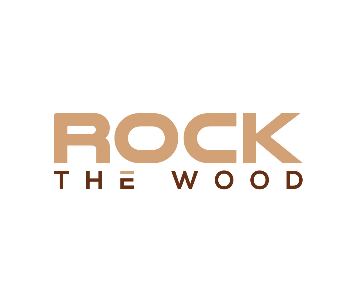 Logo Design by Imtiaz Hossain - Entry No. 58 in the Logo Design Contest New Logo Design for Rock the Wood.