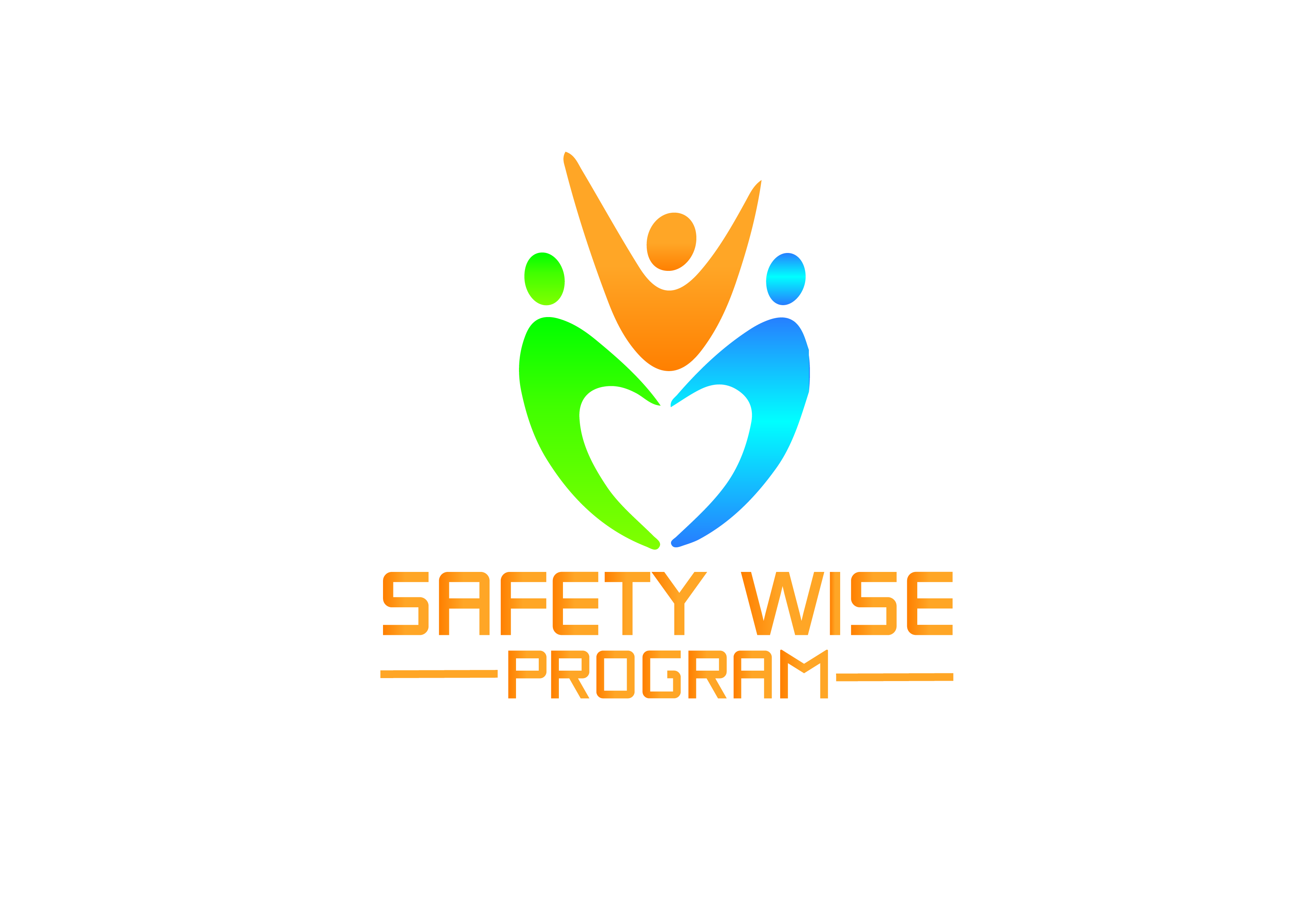 Logo Design by Anum Aamir - Entry No. 89 in the Logo Design Contest New Logo Design for Safety Wise Program.