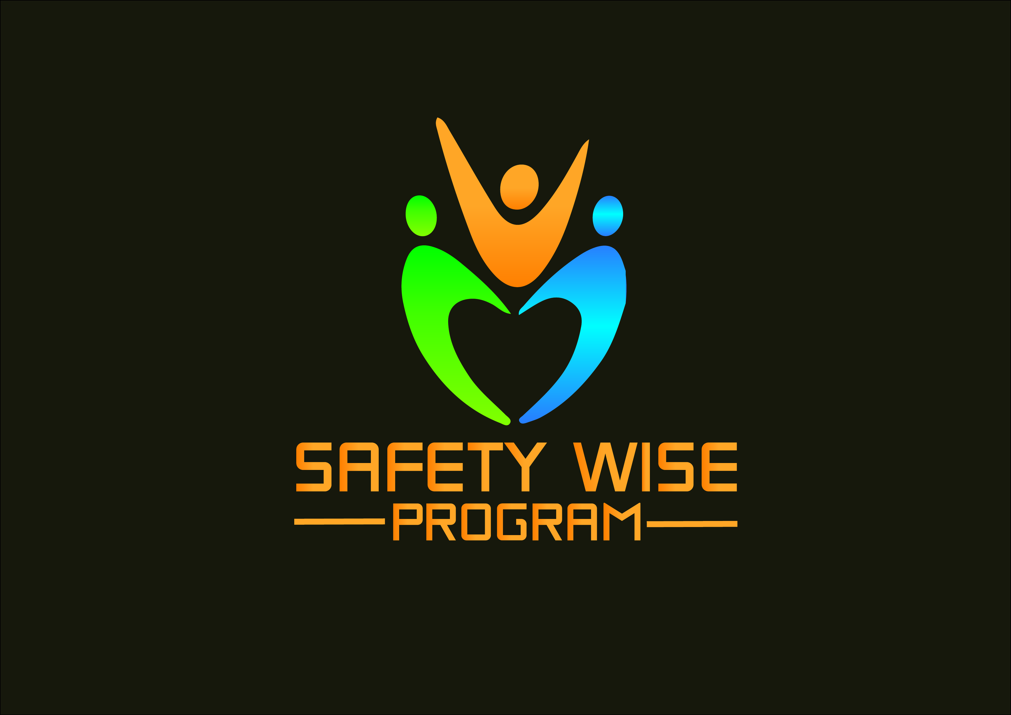Logo Design by Anum Aamir - Entry No. 92 in the Logo Design Contest New Logo Design for Safety Wise Program.