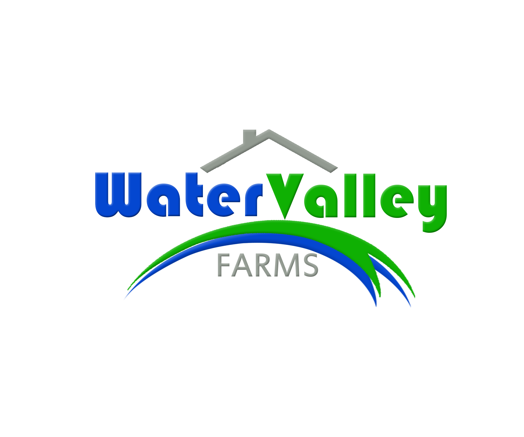 Logo Design by Private User - Entry No. 99 in the Logo Design Contest New Logo Design for Watervalley Farms.