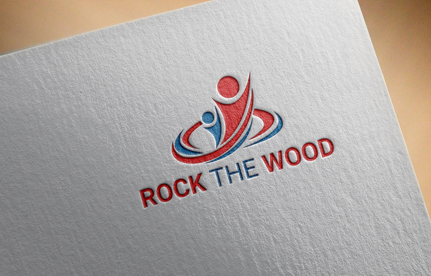 Logo Design by Private User - Entry No. 60 in the Logo Design Contest New Logo Design for Rock the Wood.