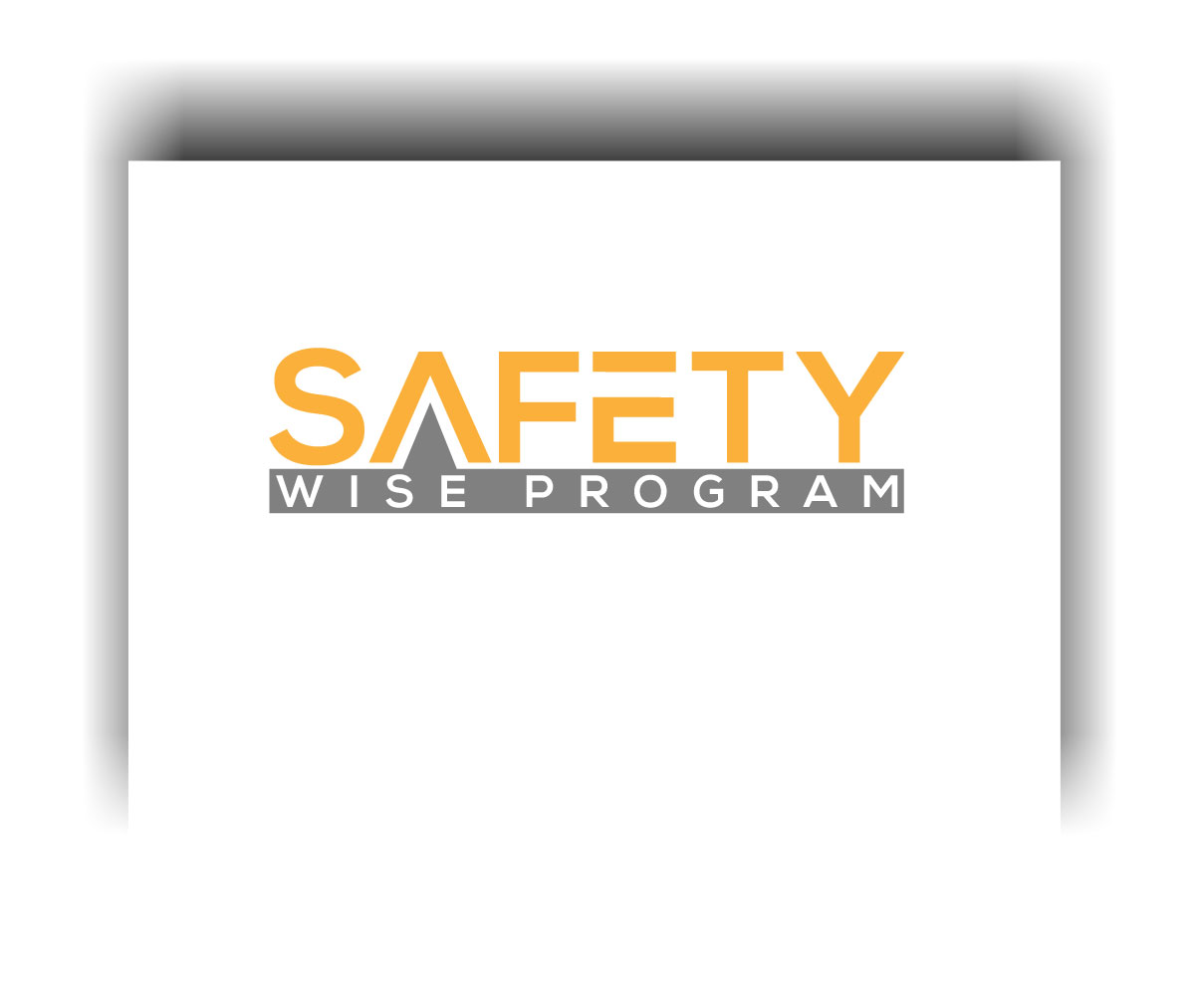 Logo Design by Private User - Entry No. 94 in the Logo Design Contest New Logo Design for Safety Wise Program.