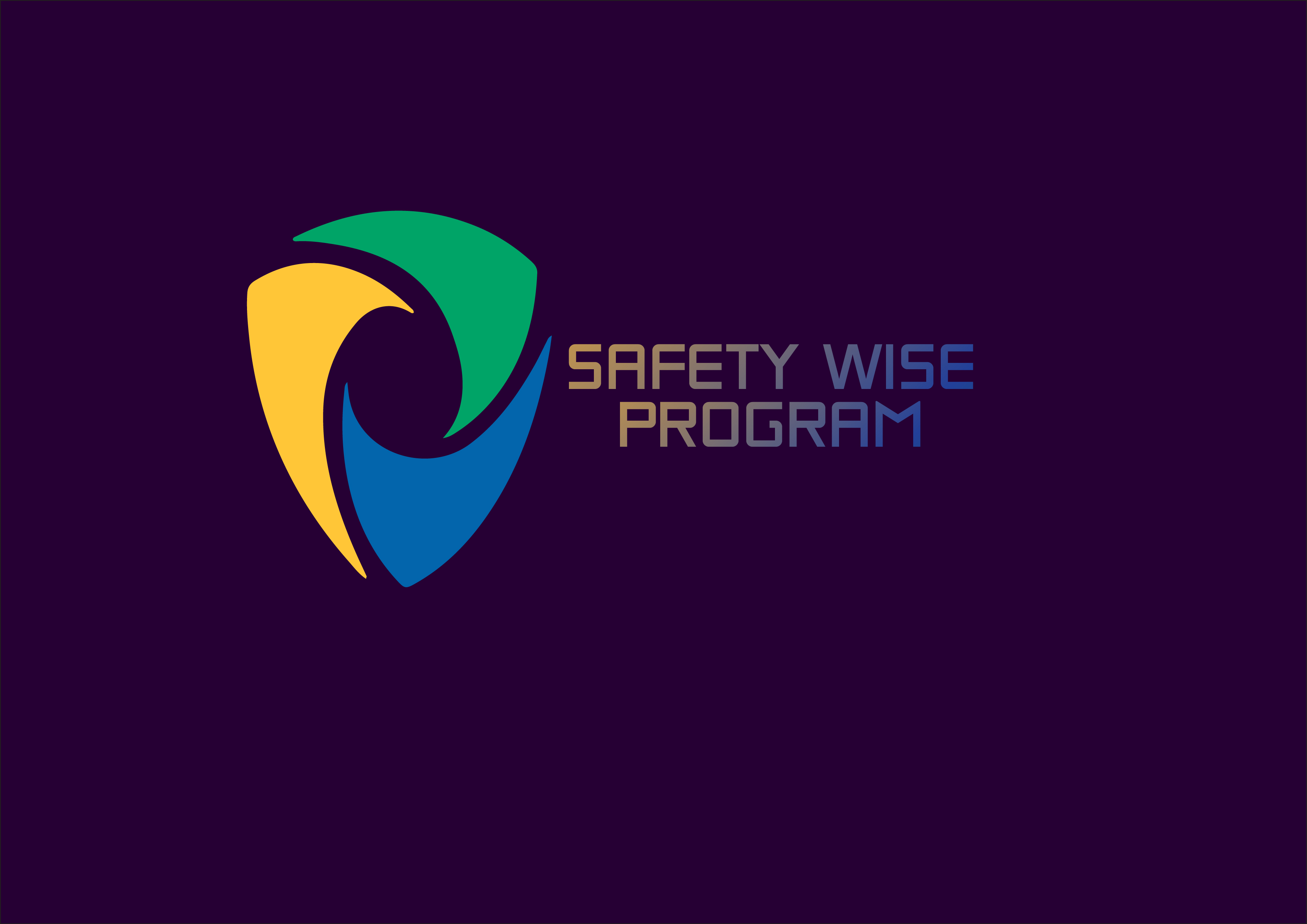 Logo Design by Anum Aamir - Entry No. 96 in the Logo Design Contest New Logo Design for Safety Wise Program.