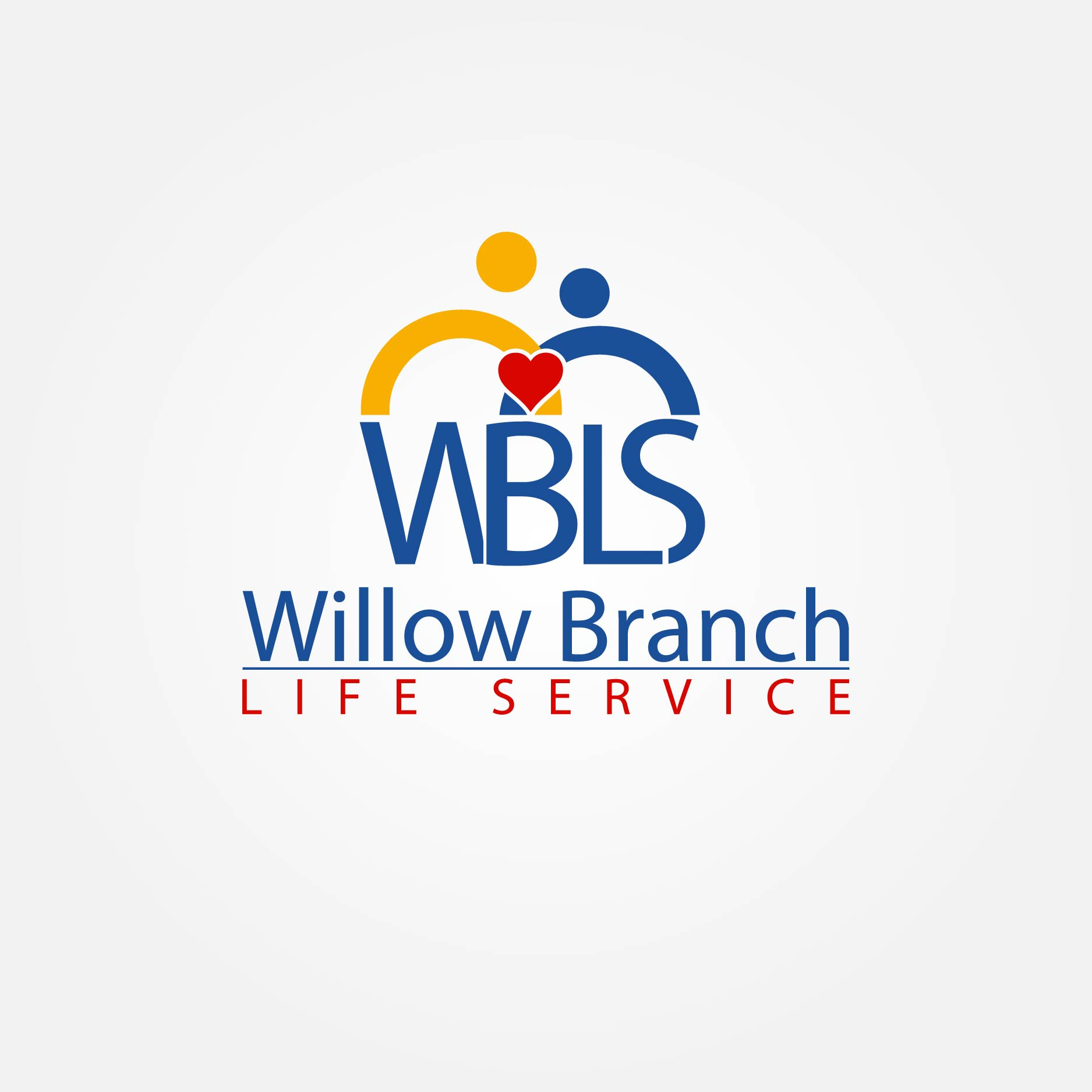Logo Design by Batter Fly - Entry No. 1 in the Logo Design Contest Artistic Logo Design for Willow Branch Life Service.