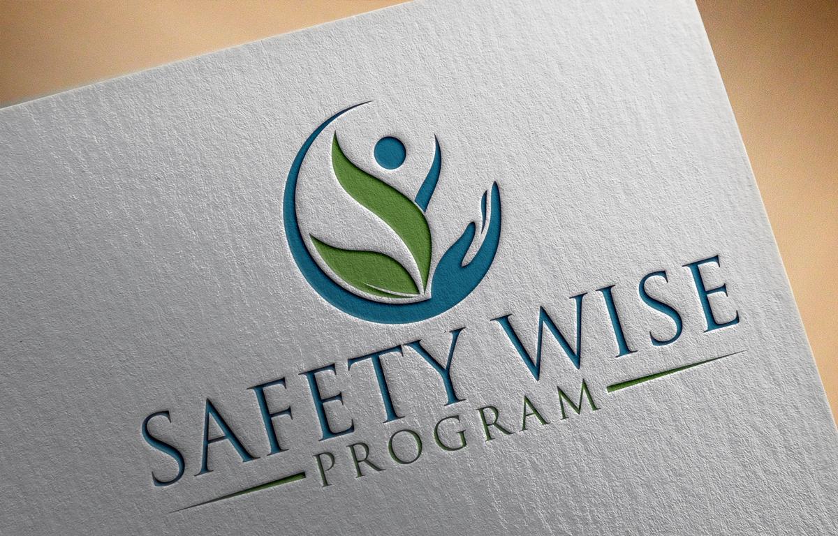 Logo Design by Sinthiya Omar - Entry No. 108 in the Logo Design Contest New Logo Design for Safety Wise Program.