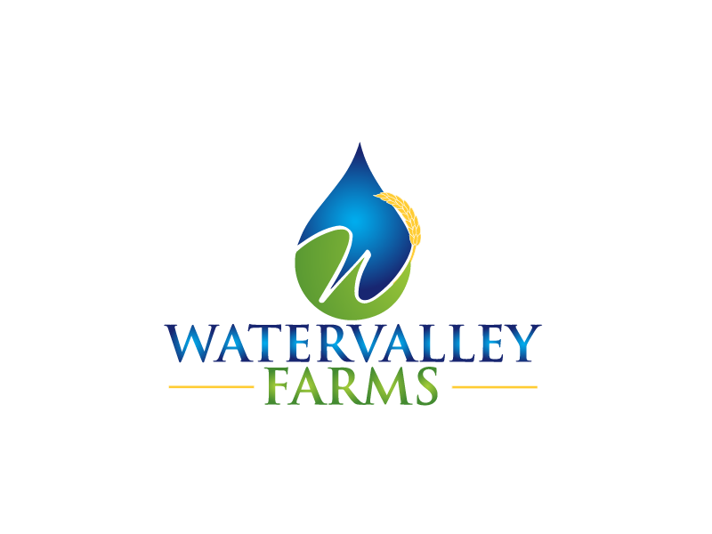 Logo Design by Private User - Entry No. 108 in the Logo Design Contest New Logo Design for Watervalley Farms.