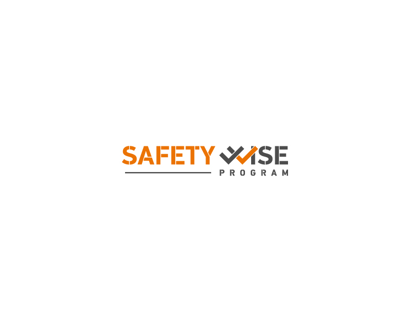 Logo Design by Tauhid Shaikh - Entry No. 114 in the Logo Design Contest New Logo Design for Safety Wise Program.