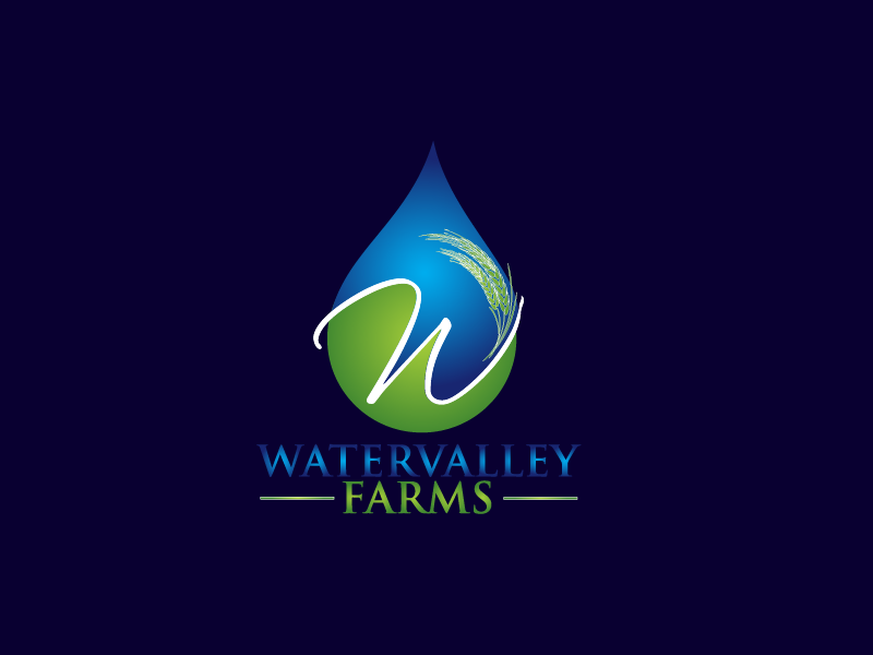 Logo Design by Private User - Entry No. 111 in the Logo Design Contest New Logo Design for Watervalley Farms.
