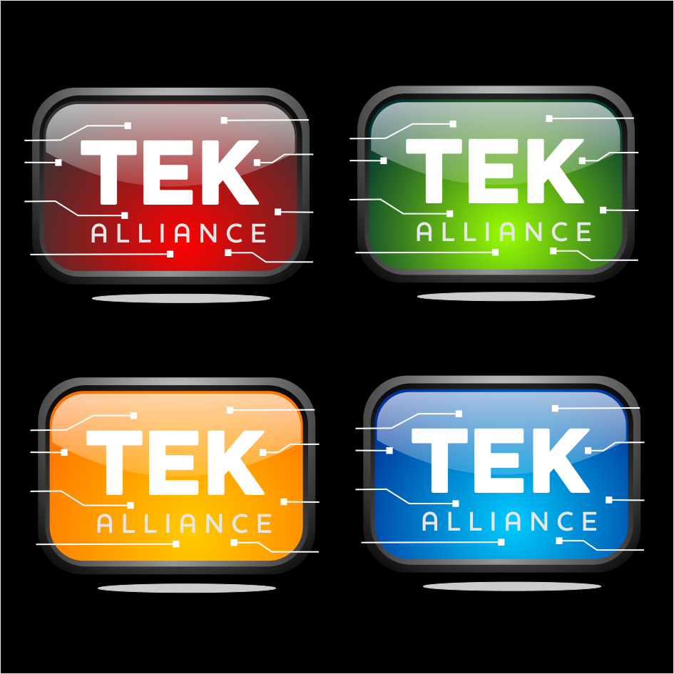 Logo Design by denwy8 - Entry No. 53 in the Logo Design Contest TEK Alliance.