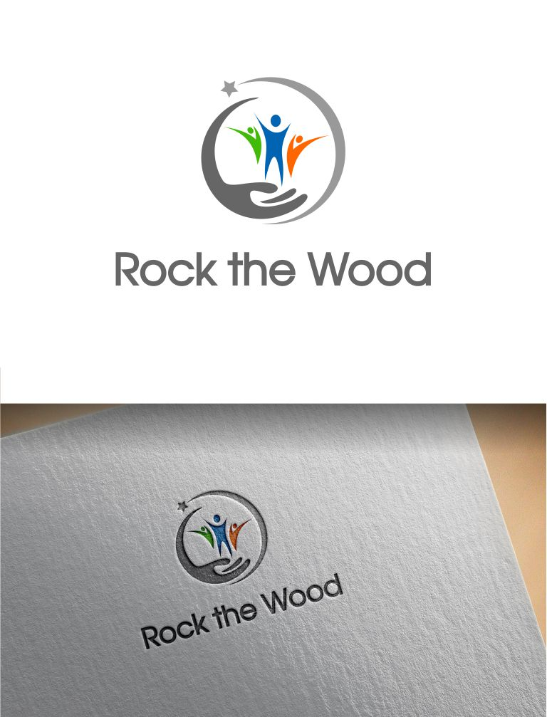 Logo Design by Raymond Garcia - Entry No. 65 in the Logo Design Contest New Logo Design for Rock the Wood.