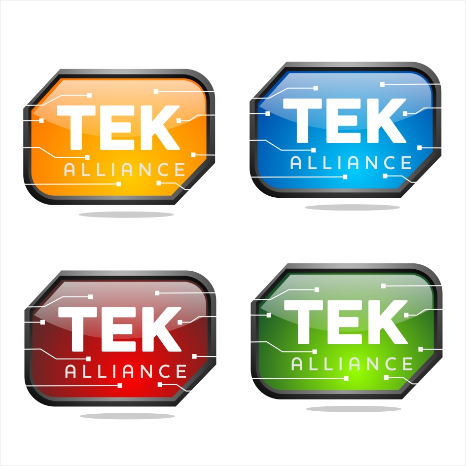 Logo Design by denwy8 - Entry No. 54 in the Logo Design Contest TEK Alliance.