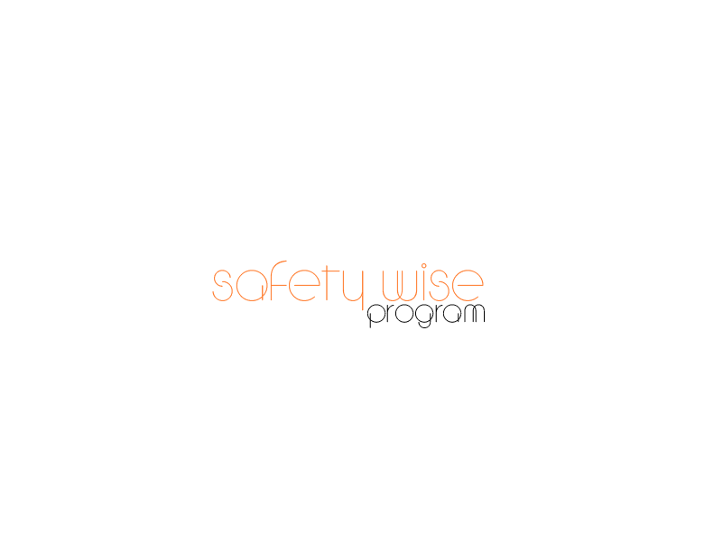 Logo Design by Private User - Entry No. 118 in the Logo Design Contest New Logo Design for Safety Wise Program.