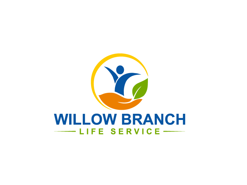 Logo Design by Abdullah al Jobair - Entry No. 22 in the Logo Design Contest Artistic Logo Design for Willow Branch Life Service.