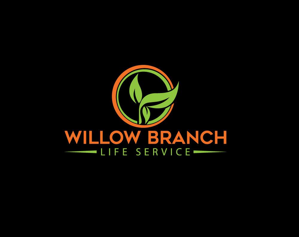Logo Design by Melton Design - Entry No. 25 in the Logo Design Contest Artistic Logo Design for Willow Branch Life Service.