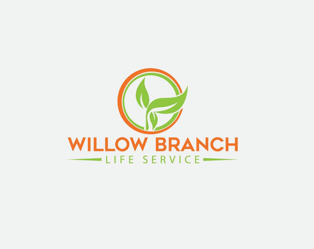 Logo Design by Melton Design - Entry No. 26 in the Logo Design Contest Artistic Logo Design for Willow Branch Life Service.