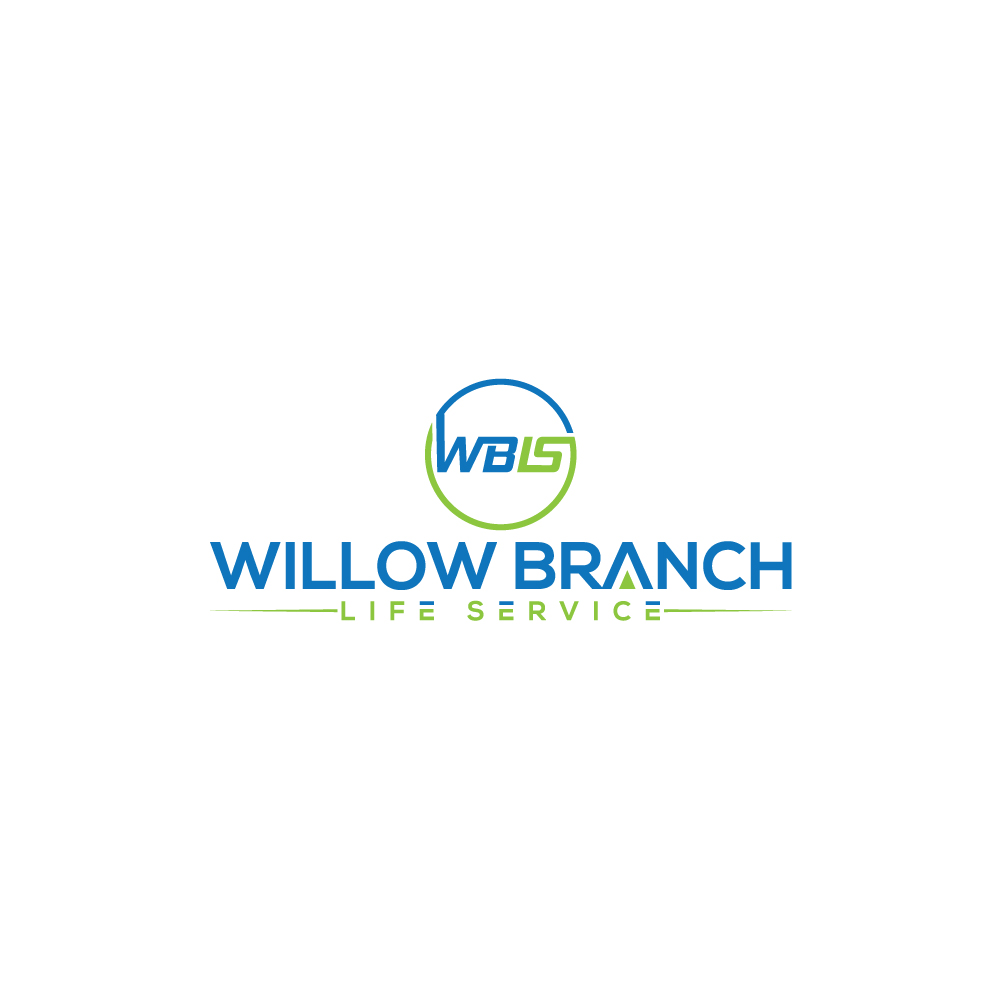 Logo Design by Magic Tools - Entry No. 29 in the Logo Design Contest Artistic Logo Design for Willow Branch Life Service.