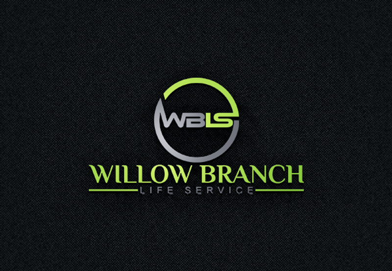 Logo Design by Ahmed Murad - Entry No. 60 in the Logo Design Contest Artistic Logo Design for Willow Branch Life Service.