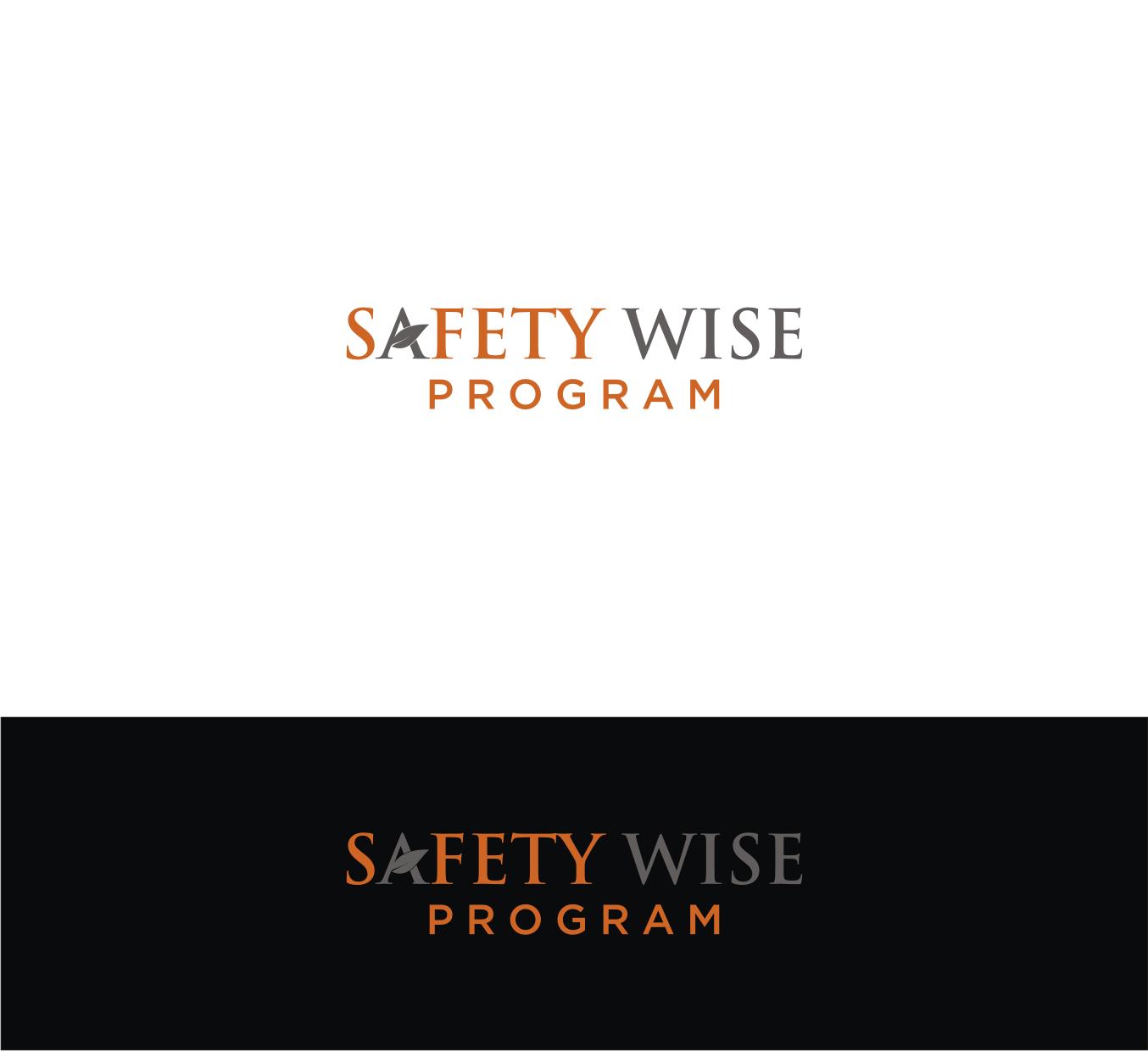 Logo Design by Sigitumarali Sigit - Entry No. 122 in the Logo Design Contest New Logo Design for Safety Wise Program.