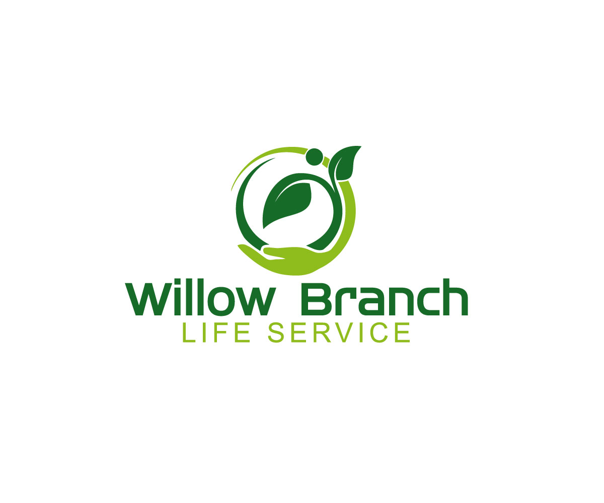 Logo Design by One Touch - Entry No. 62 in the Logo Design Contest Artistic Logo Design for Willow Branch Life Service.