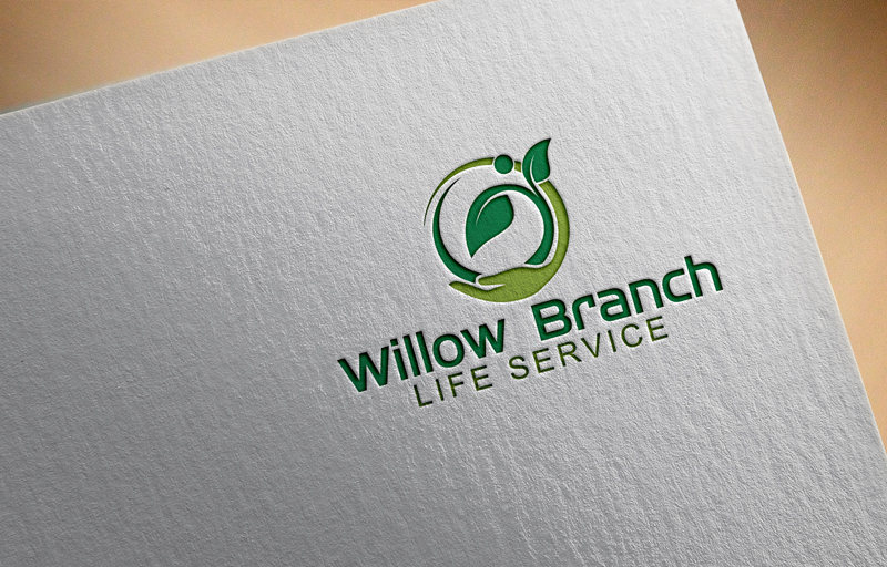 Logo Design by One Touch - Entry No. 65 in the Logo Design Contest Artistic Logo Design for Willow Branch Life Service.
