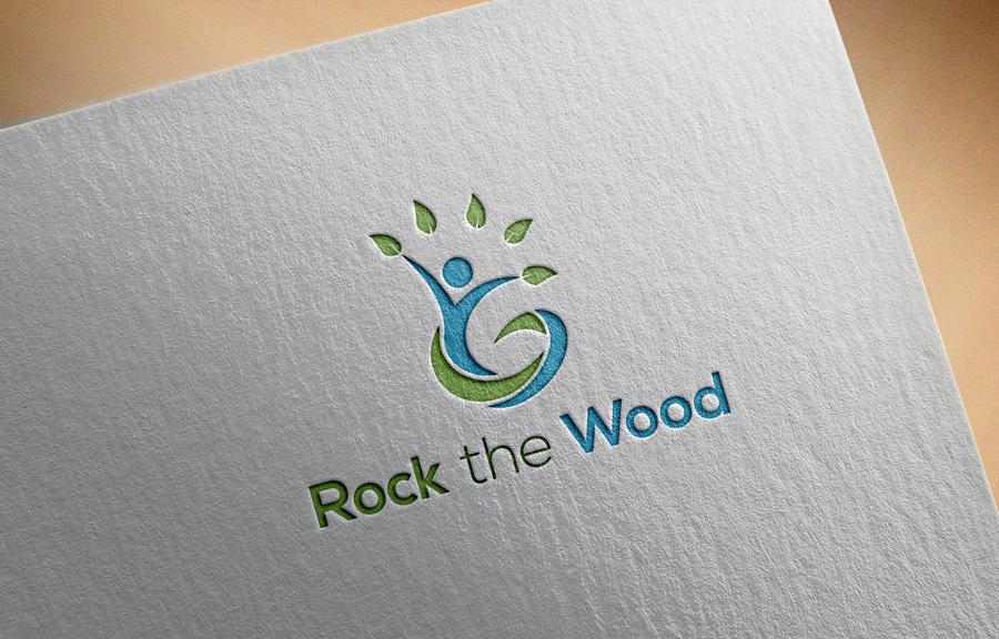 Logo Design by Highexpert Design - Entry No. 70 in the Logo Design Contest New Logo Design for Rock the Wood.