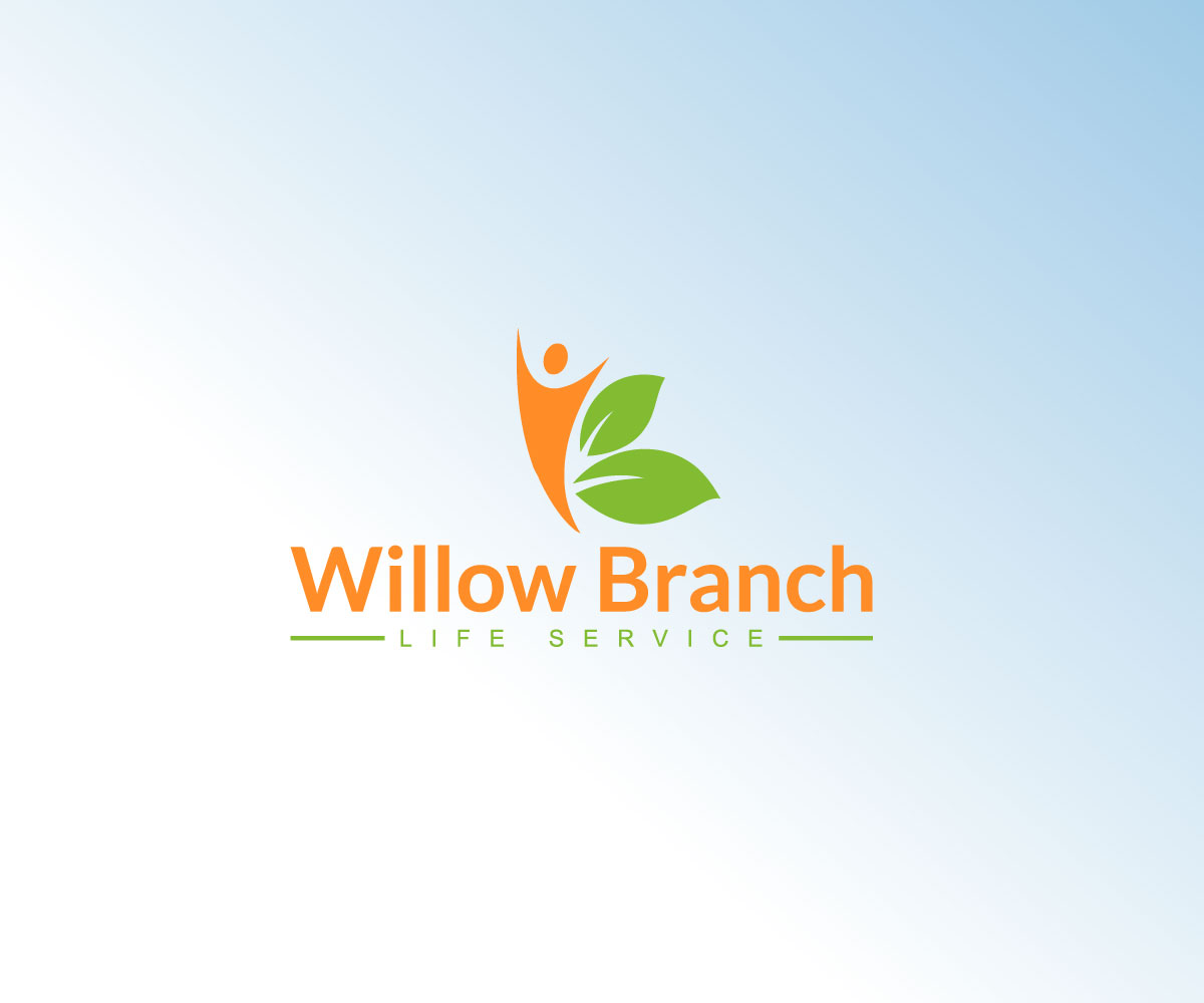 Logo Design by Kamrul Prodhan - Entry No. 68 in the Logo Design Contest Artistic Logo Design for Willow Branch Life Service.