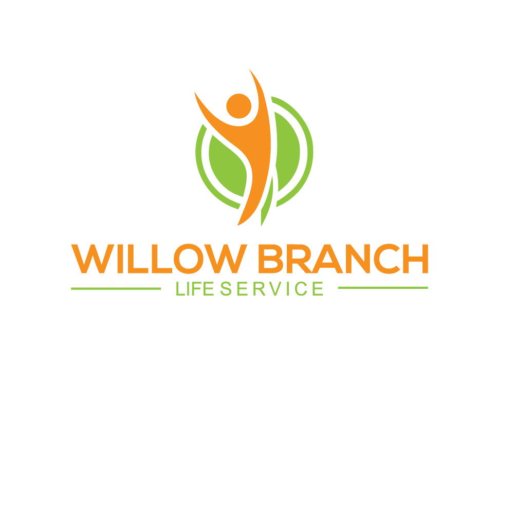 Logo Design by Ismail Hossain - Entry No. 76 in the Logo Design Contest Artistic Logo Design for Willow Branch Life Service.