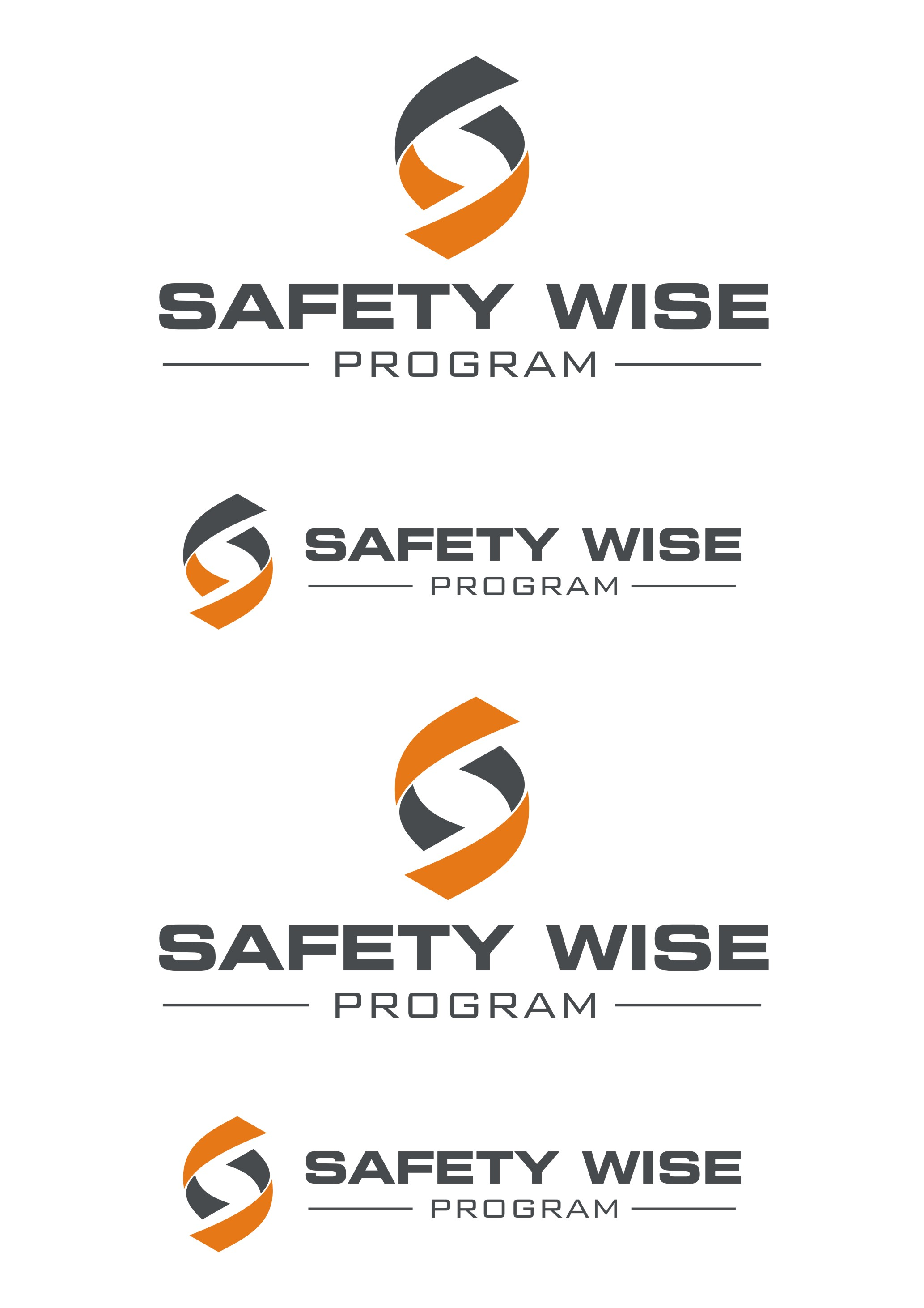 Logo Design by Spider Graphics - Entry No. 128 in the Logo Design Contest New Logo Design for Safety Wise Program.