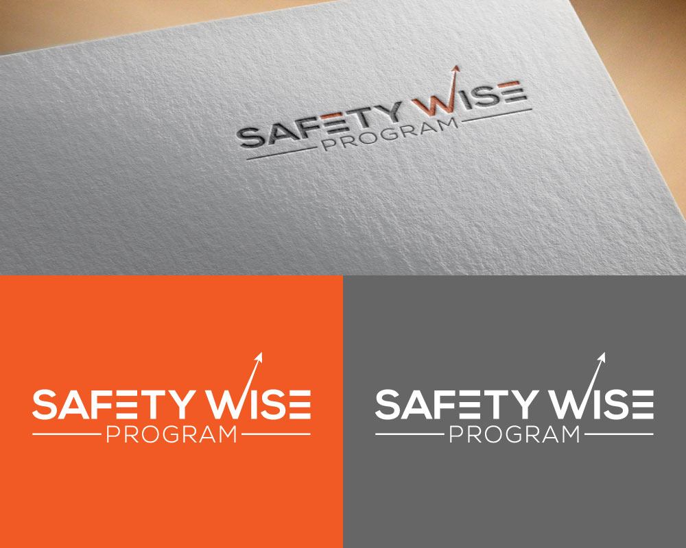Logo Design by Mohammad azad Hossain - Entry No. 130 in the Logo Design Contest New Logo Design for Safety Wise Program.