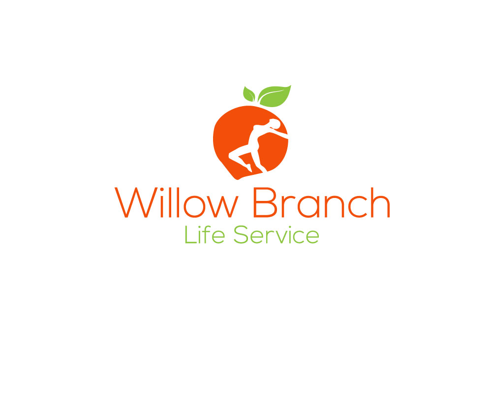 Logo Design by Mohammad azad Hossain - Entry No. 83 in the Logo Design Contest Artistic Logo Design for Willow Branch Life Service.