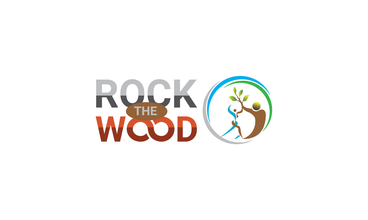 Logo Design by MD ZAHIR RAIHAN - Entry No. 75 in the Logo Design Contest New Logo Design for Rock the Wood.