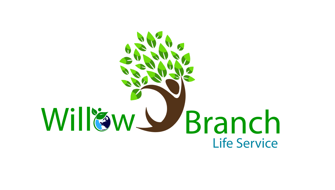 Logo Design by Private User - Entry No. 85 in the Logo Design Contest Artistic Logo Design for Willow Branch Life Service.