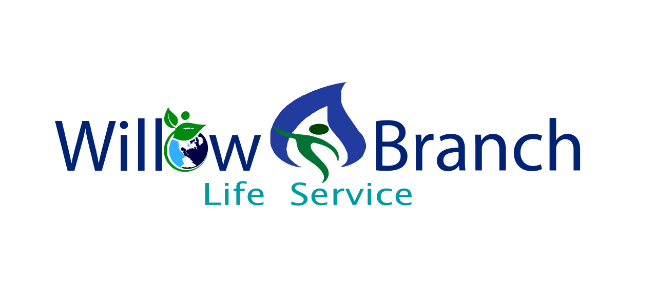 Logo Design by Private User - Entry No. 88 in the Logo Design Contest Artistic Logo Design for Willow Branch Life Service.