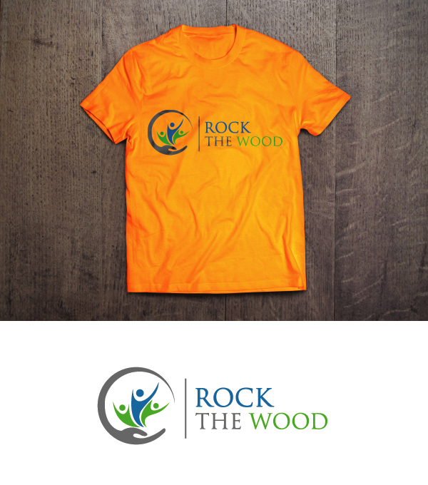 Logo Design by Private User - Entry No. 83 in the Logo Design Contest New Logo Design for Rock the Wood.