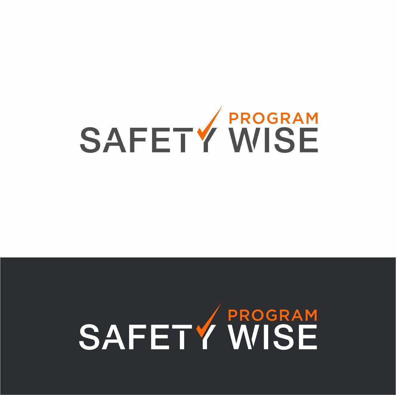Logo Design by RasYa Muhammad Athaya - Entry No. 137 in the Logo Design Contest New Logo Design for Safety Wise Program.