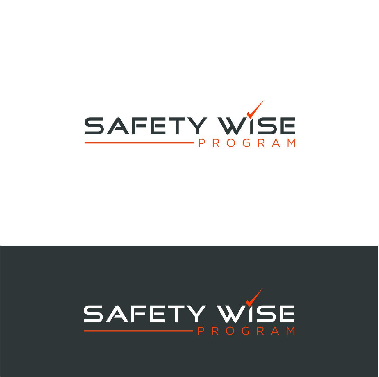 Logo Design by RasYa Muhammad Athaya - Entry No. 140 in the Logo Design Contest New Logo Design for Safety Wise Program.