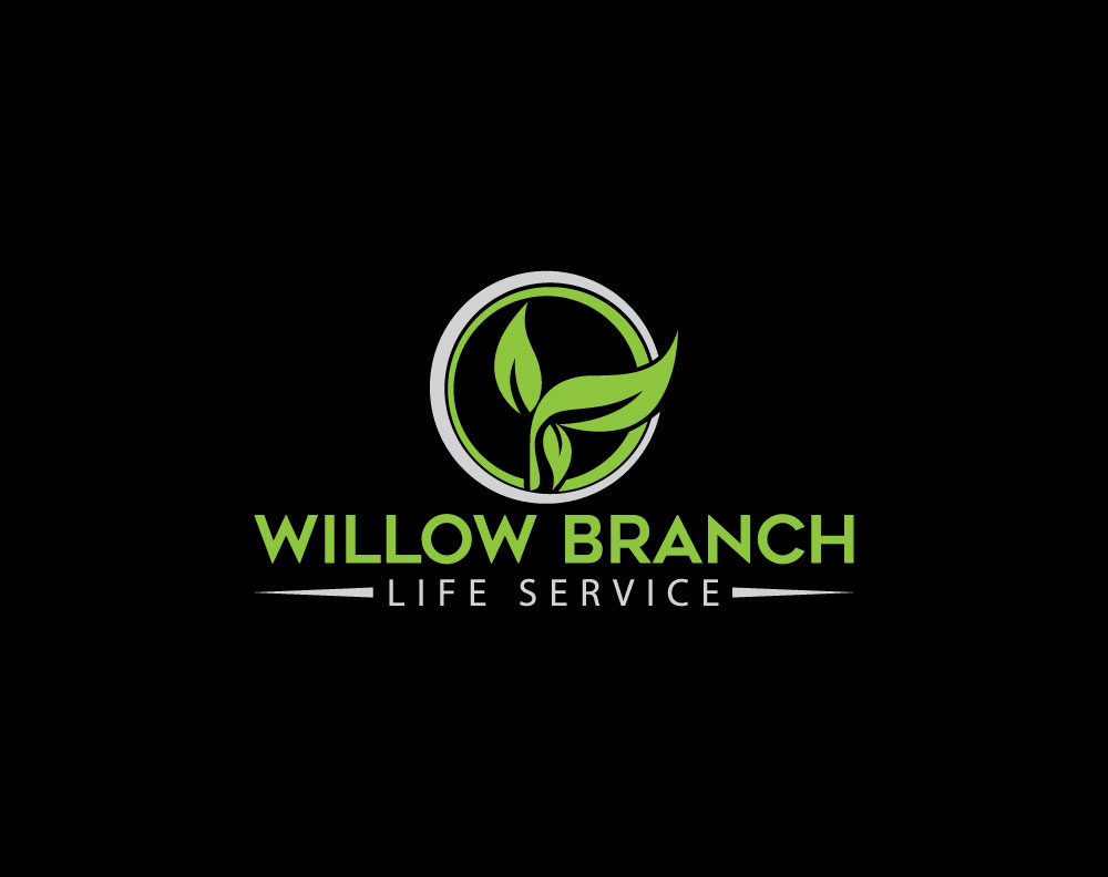 Logo Design by Melton Design - Entry No. 101 in the Logo Design Contest Artistic Logo Design for Willow Branch Life Service.