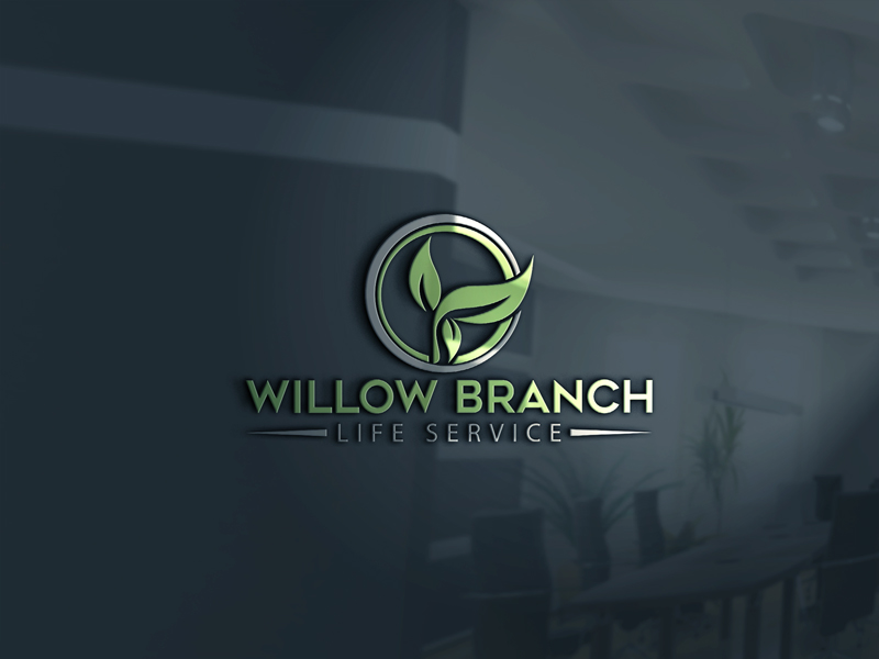 Logo Design by Melton Design - Entry No. 103 in the Logo Design Contest Artistic Logo Design for Willow Branch Life Service.