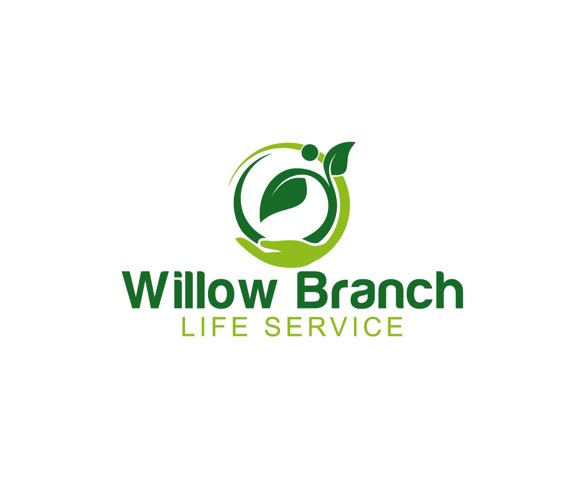 Logo Design by One Touch - Entry No. 117 in the Logo Design Contest Artistic Logo Design for Willow Branch Life Service.