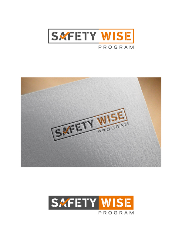 Logo Design by Tauhid Shaikh - Entry No. 150 in the Logo Design Contest New Logo Design for Safety Wise Program.