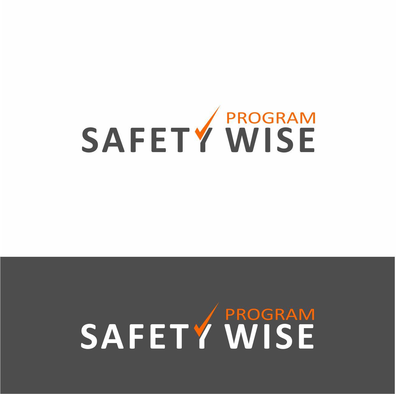 Logo Design by RasYa Muhammad Athaya - Entry No. 153 in the Logo Design Contest New Logo Design for Safety Wise Program.