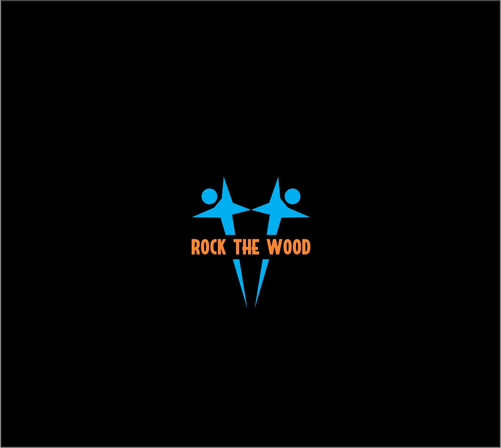 Logo Design by ian69 - Entry No. 95 in the Logo Design Contest New Logo Design for Rock the Wood.
