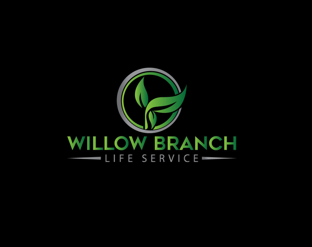 Logo Design by Melton Design - Entry No. 125 in the Logo Design Contest Artistic Logo Design for Willow Branch Life Service.