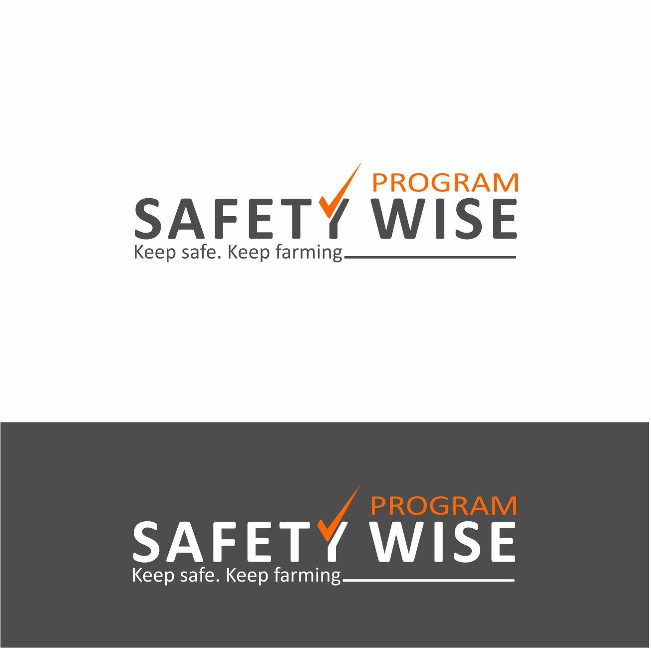 Logo Design by RasYa Muhammad Athaya - Entry No. 156 in the Logo Design Contest New Logo Design for Safety Wise Program.