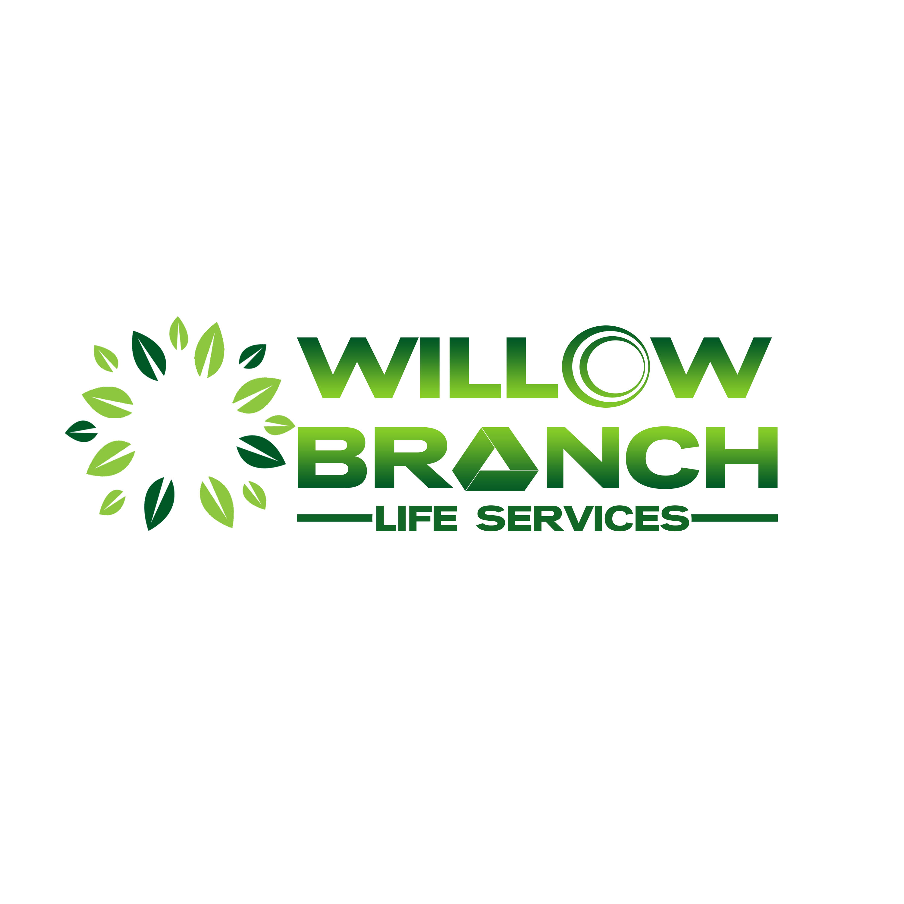Logo Design by Private User - Entry No. 137 in the Logo Design Contest Artistic Logo Design for Willow Branch Life Service.