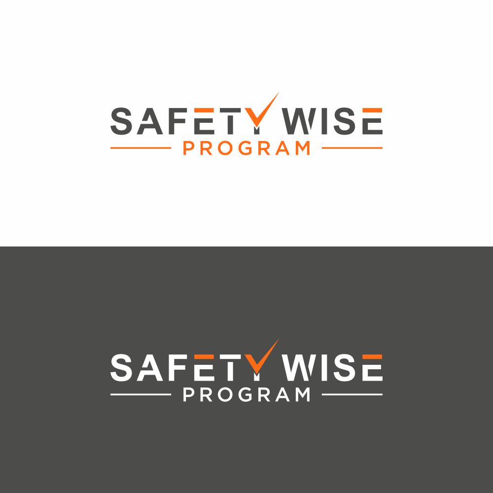Logo Design by HERDIO KHADAFI - Entry No. 157 in the Logo Design Contest New Logo Design for Safety Wise Program.