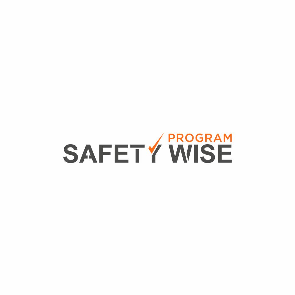 Logo Design by HERDIO KHADAFI - Entry No. 158 in the Logo Design Contest New Logo Design for Safety Wise Program.