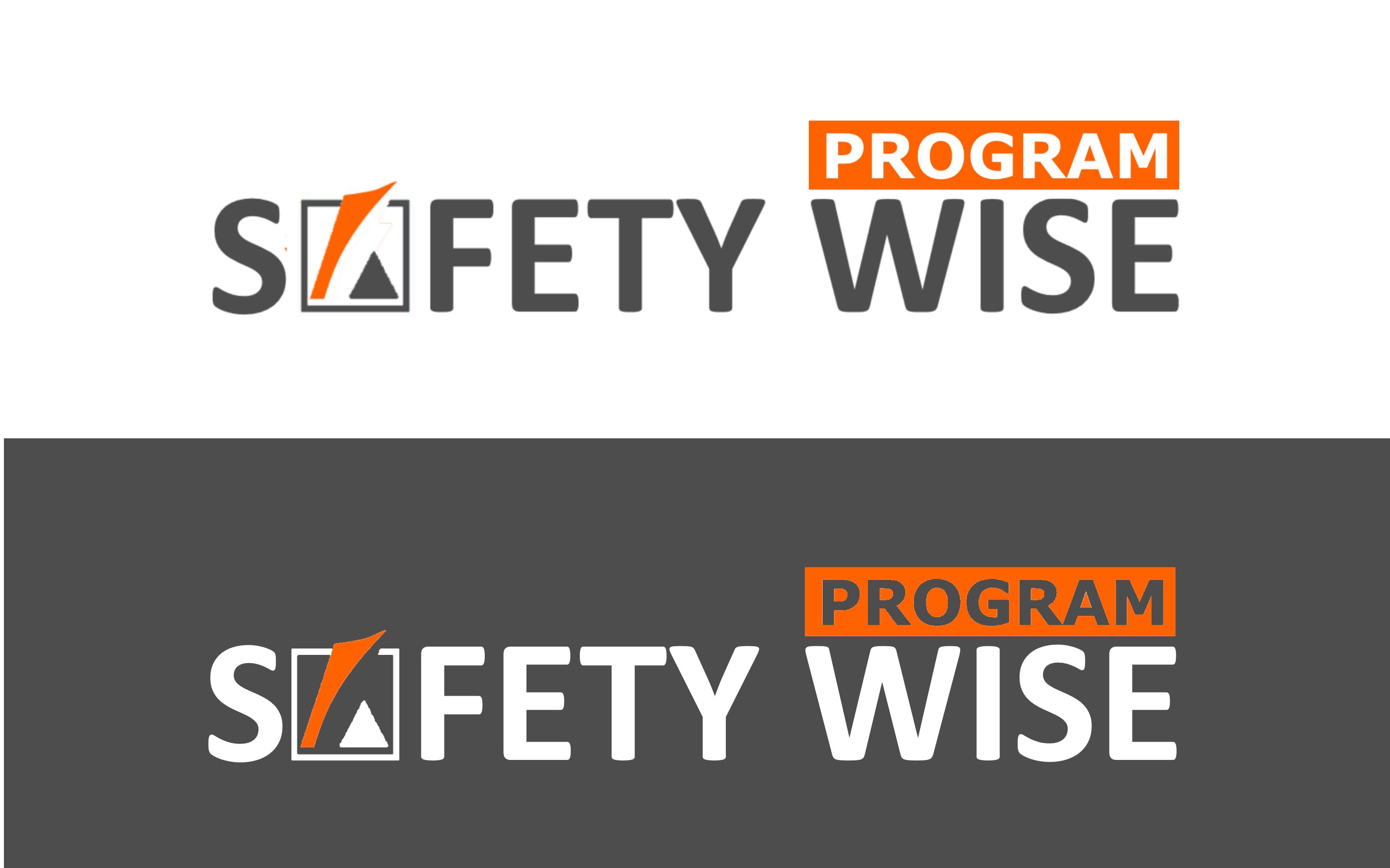 Logo Design by Roberto Bassi - Entry No. 162 in the Logo Design Contest New Logo Design for Safety Wise Program.