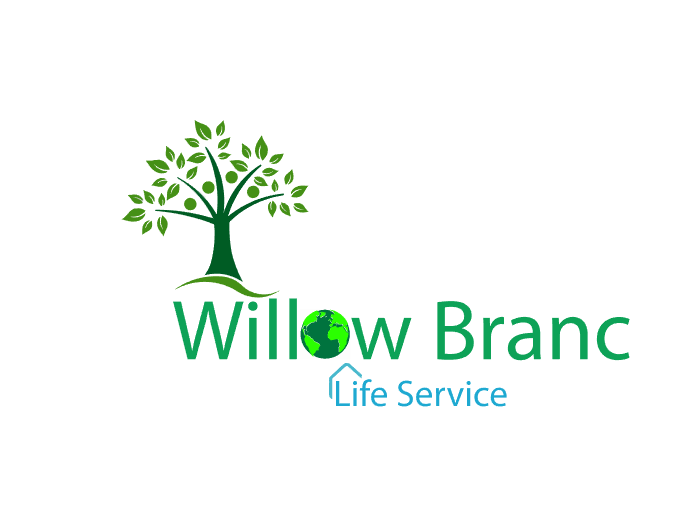 Logo Design by Private User - Entry No. 144 in the Logo Design Contest Artistic Logo Design for Willow Branch Life Service.