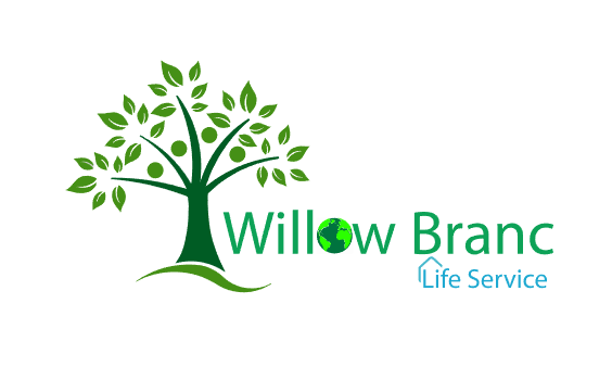 Logo Design by Private User - Entry No. 145 in the Logo Design Contest Artistic Logo Design for Willow Branch Life Service.